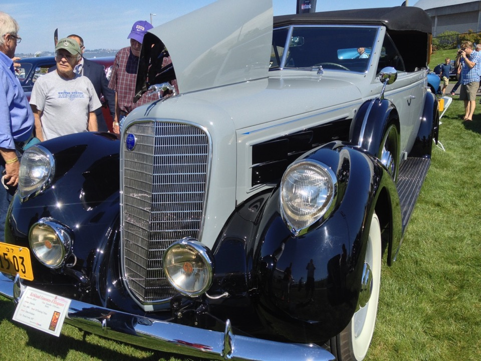 BBSS 2013 Kirkland Concours The Lincolns
