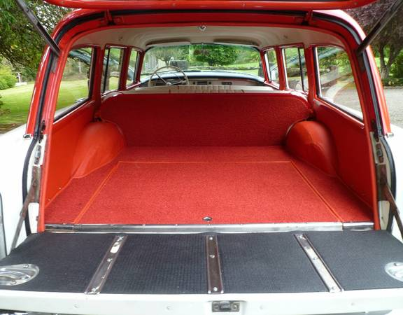 1956 Buick Century Station Wagon 183 Big Barkoz Speed Shop